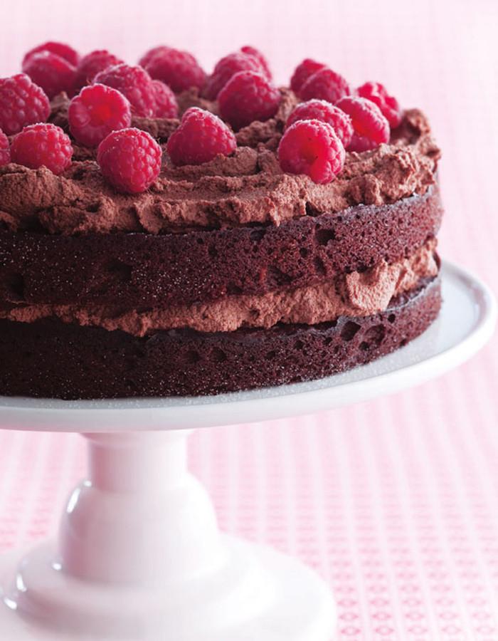 Free Birthday Dessert  Gluten Free Chocolate Birthday Cake Recipe