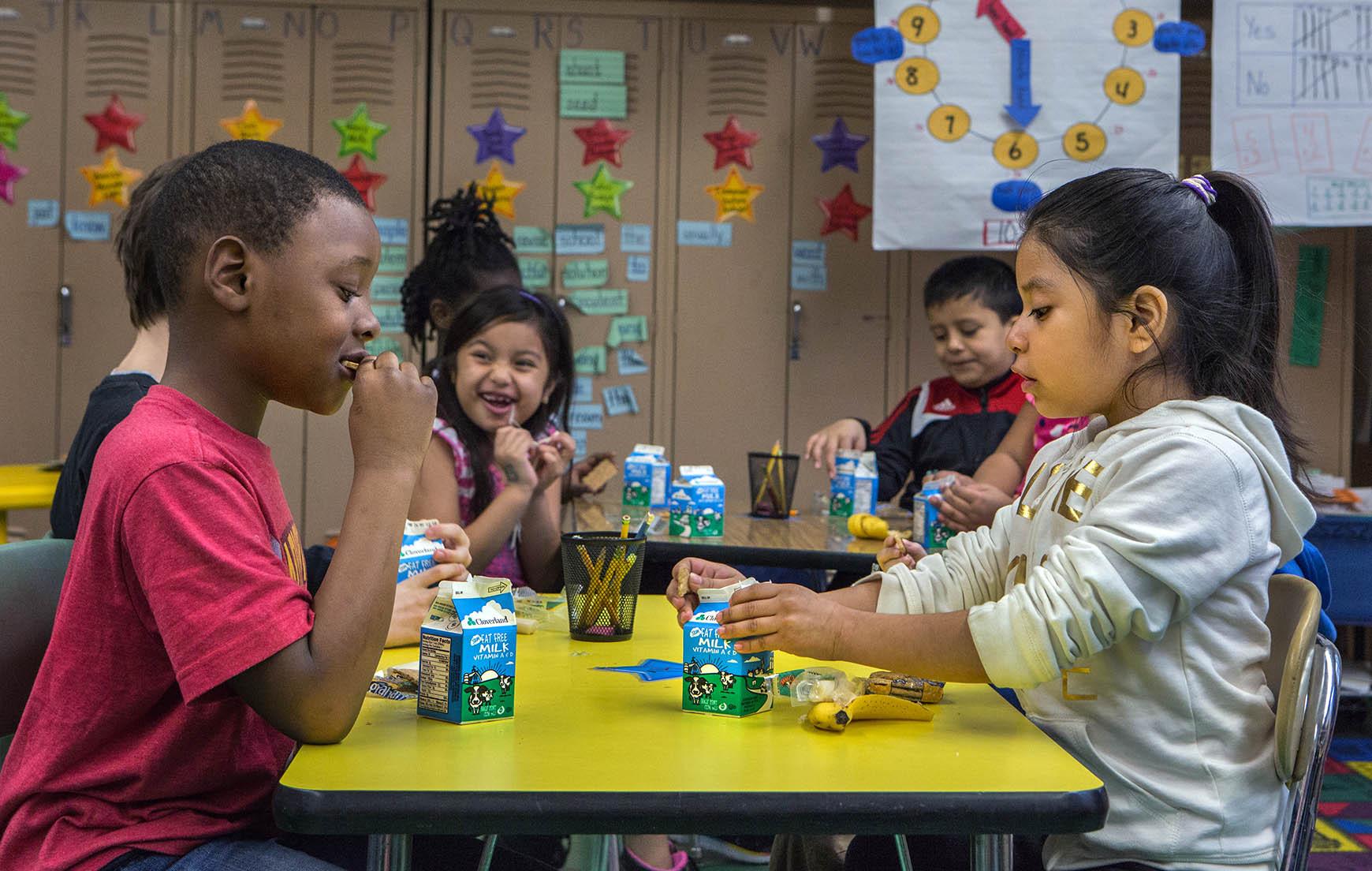 Free Breakfast For Kids  The Radical Origins of Free Breakfast for Children Eater
