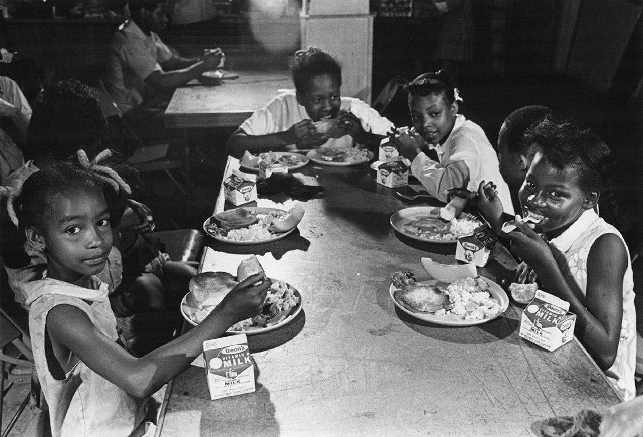 Free Breakfast For Kids  A Black Panther Party retrospective eerily recalls the