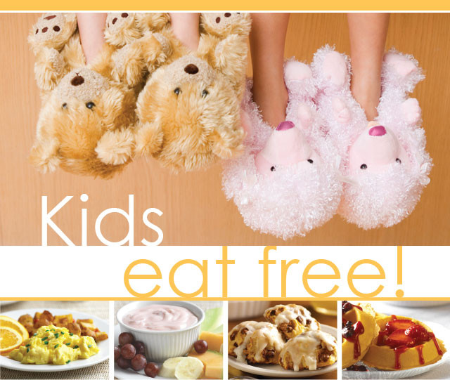 Free Breakfast For Kids  Arizona Families FREE Breakfast for Kids in PJ s at Sweet
