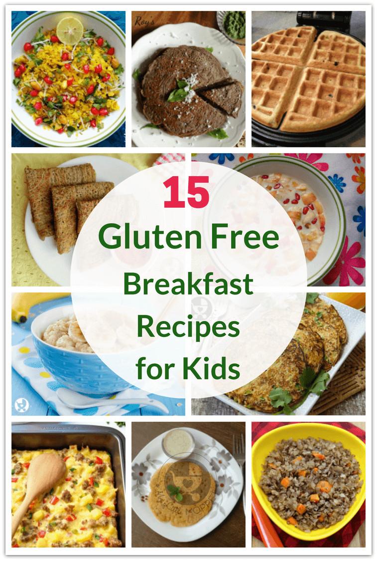 Free Breakfast For Kids  60 Healthy Gluten Free Recipes for Kids