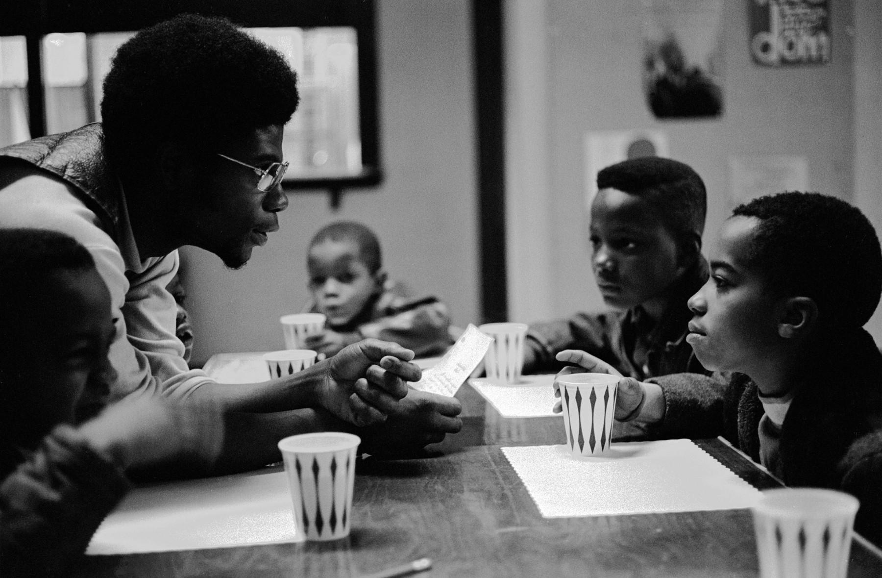 Free Breakfast For Kids  Food Apartheid The Silent Killer in the Black munity