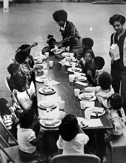 Free Breakfast For Kids  Lessons learned from the Black Panther Party National