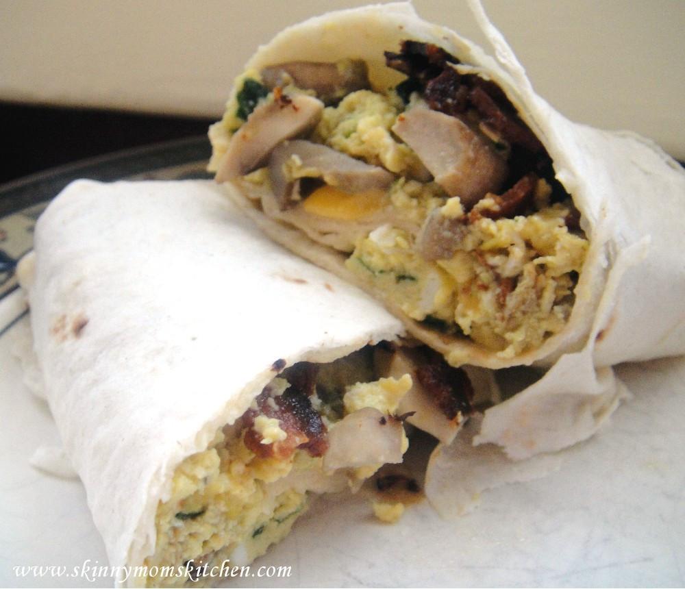 Freezable Breakfast Burritos  Freezer Cooking Weekend Challenge Breakfast Sandwiches