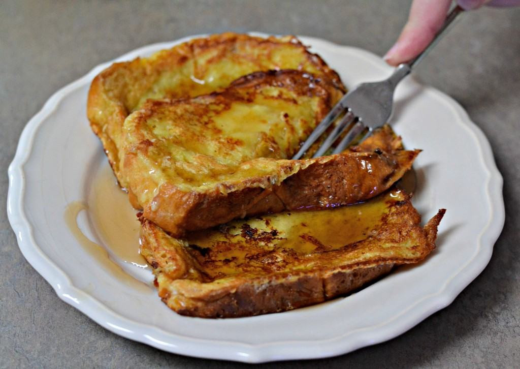 French Bread French Toast  Brioche French Toast