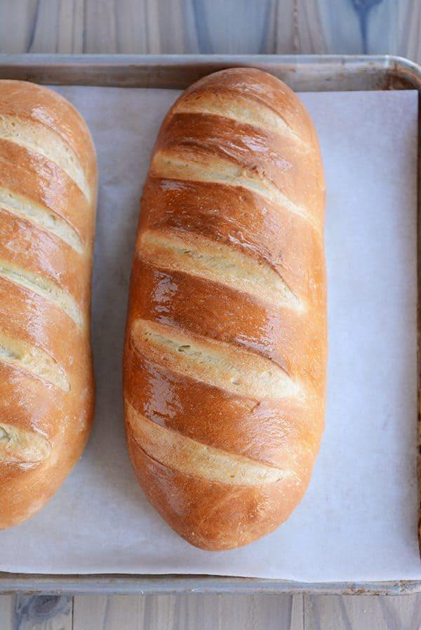 French Bread Recipe  Easy Homemade French Bread Recipe recipequicks
