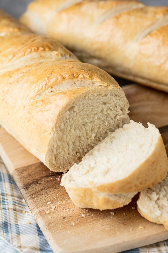 French Bread Recipe  perfect french bread