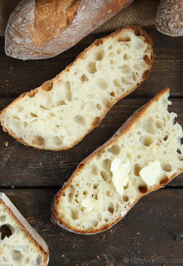 French Bread Recipe  french baguette recipe
