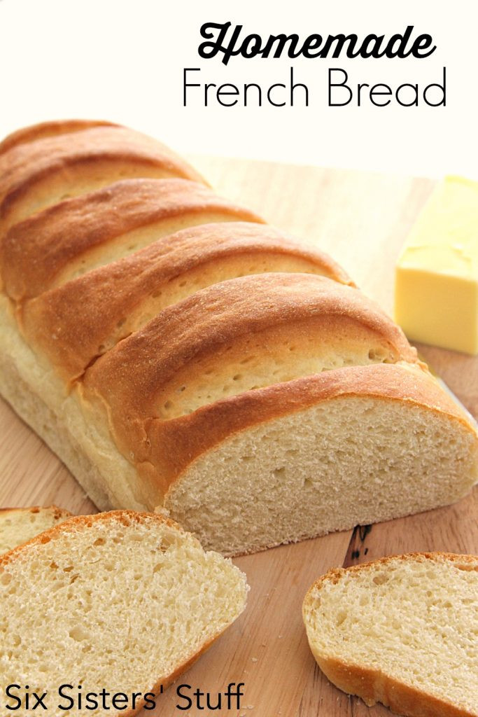 French Bread Recipe  french bread loaf