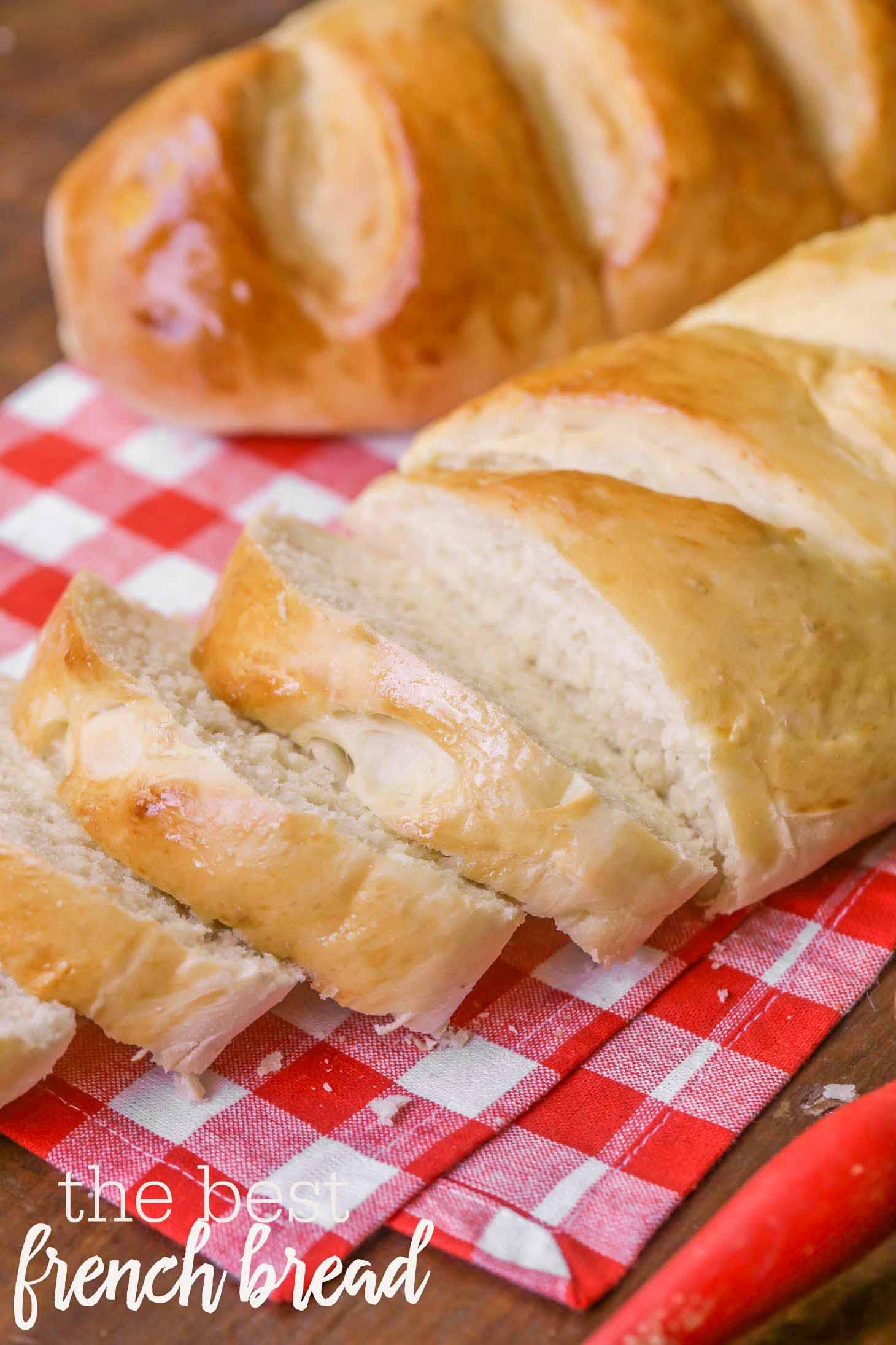 French Bread Recipe  Homemade French Bread recipe