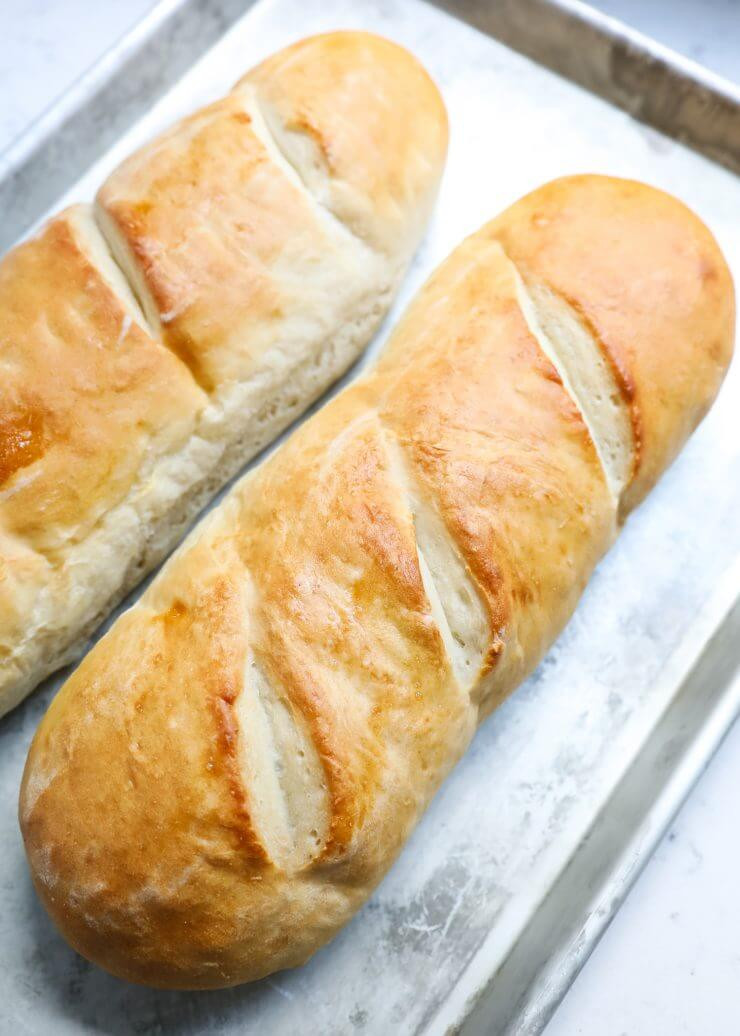 French Bread Recipe  The BEST Homemade French Bread Recipe I Heart Naptime