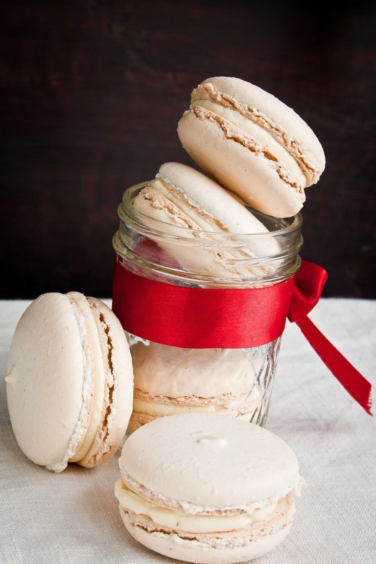 French Dessert Recipes  Vanilla Macarons with French Buttercream