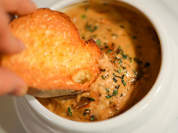 French Onion Soup Cheese  French ion Soup Cheese Dip Recipe