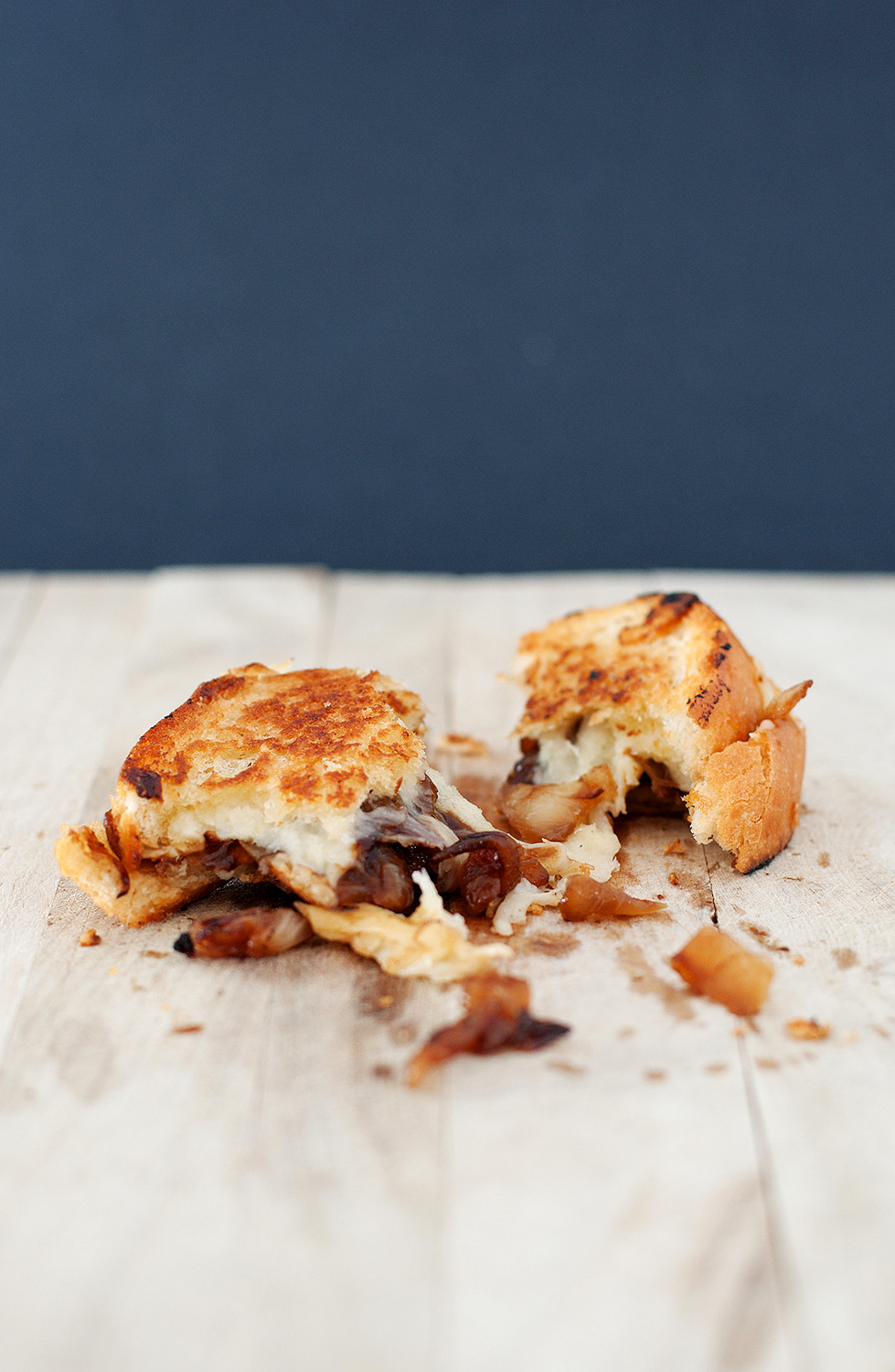 French Onion Soup Cheese  French ion Soup Grilled Cheese