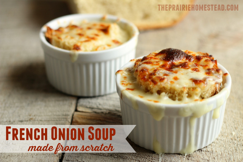 French Onion Soup Recipe  Best French ion Soup Recipe