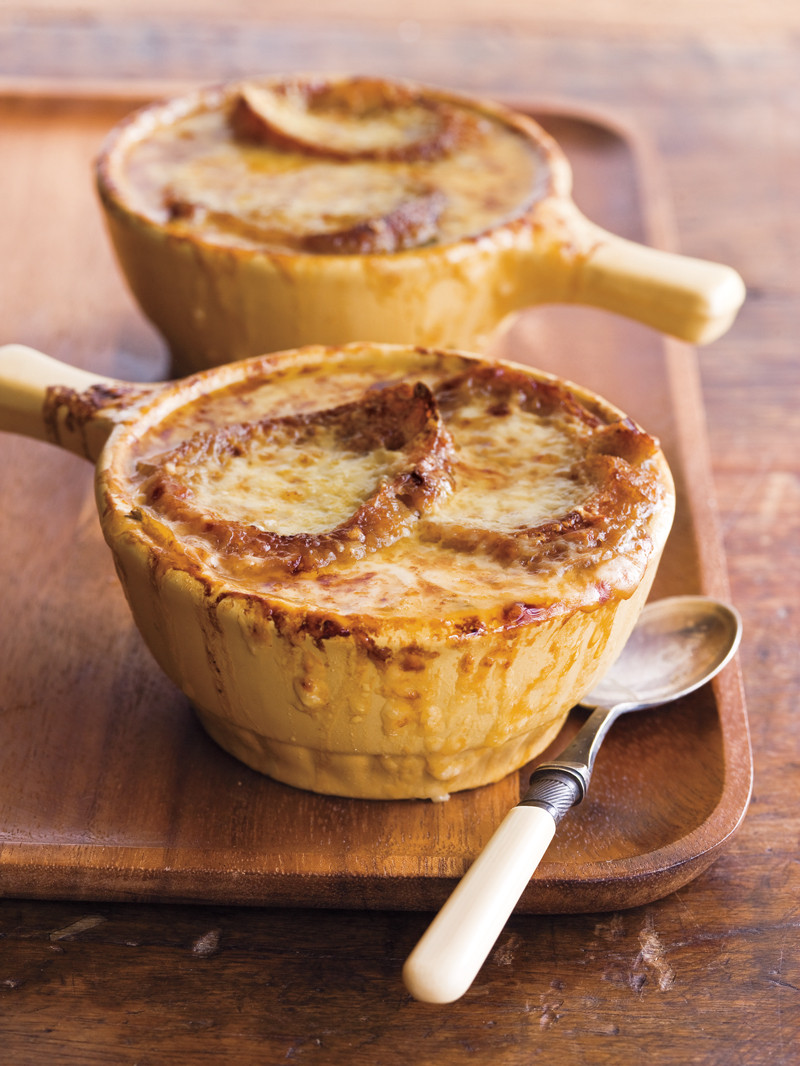 French Onion Soup  French ion Soup