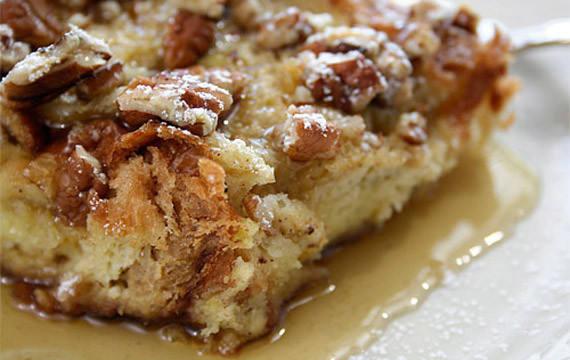 French Toast Casserole  Christmas Breakfast and Brunch Ideas