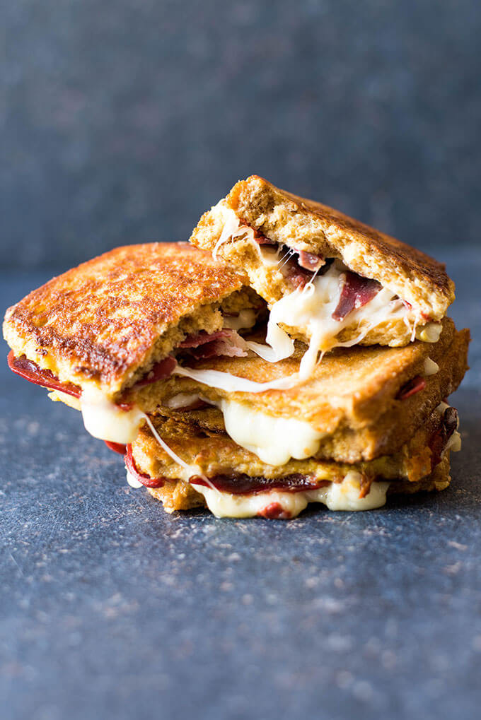 French Toast Sandwich  French Toast Sandwiches Give Recipe
