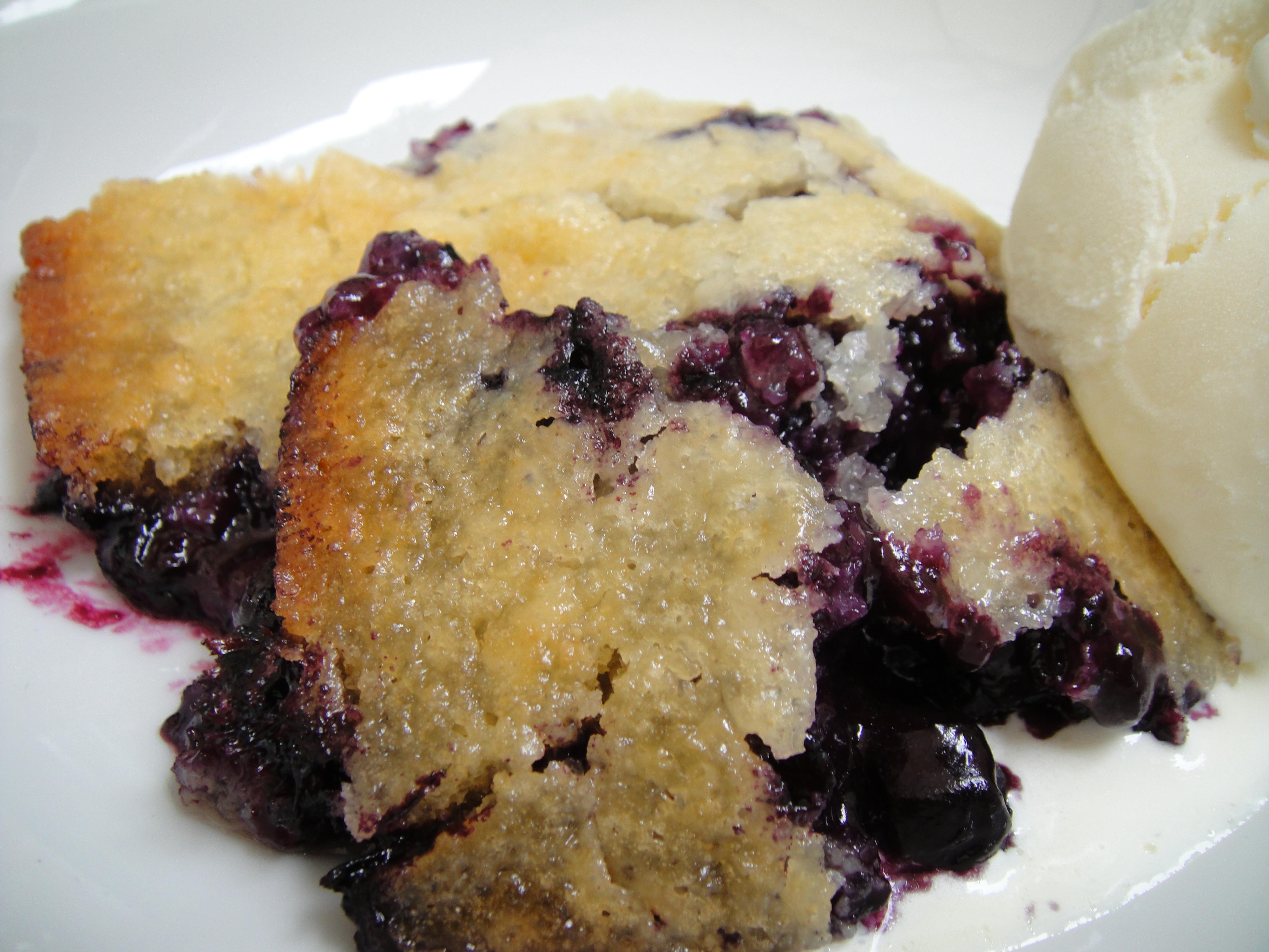 Fresh Blueberry Desserts  fresh blueberry cobbler recipe