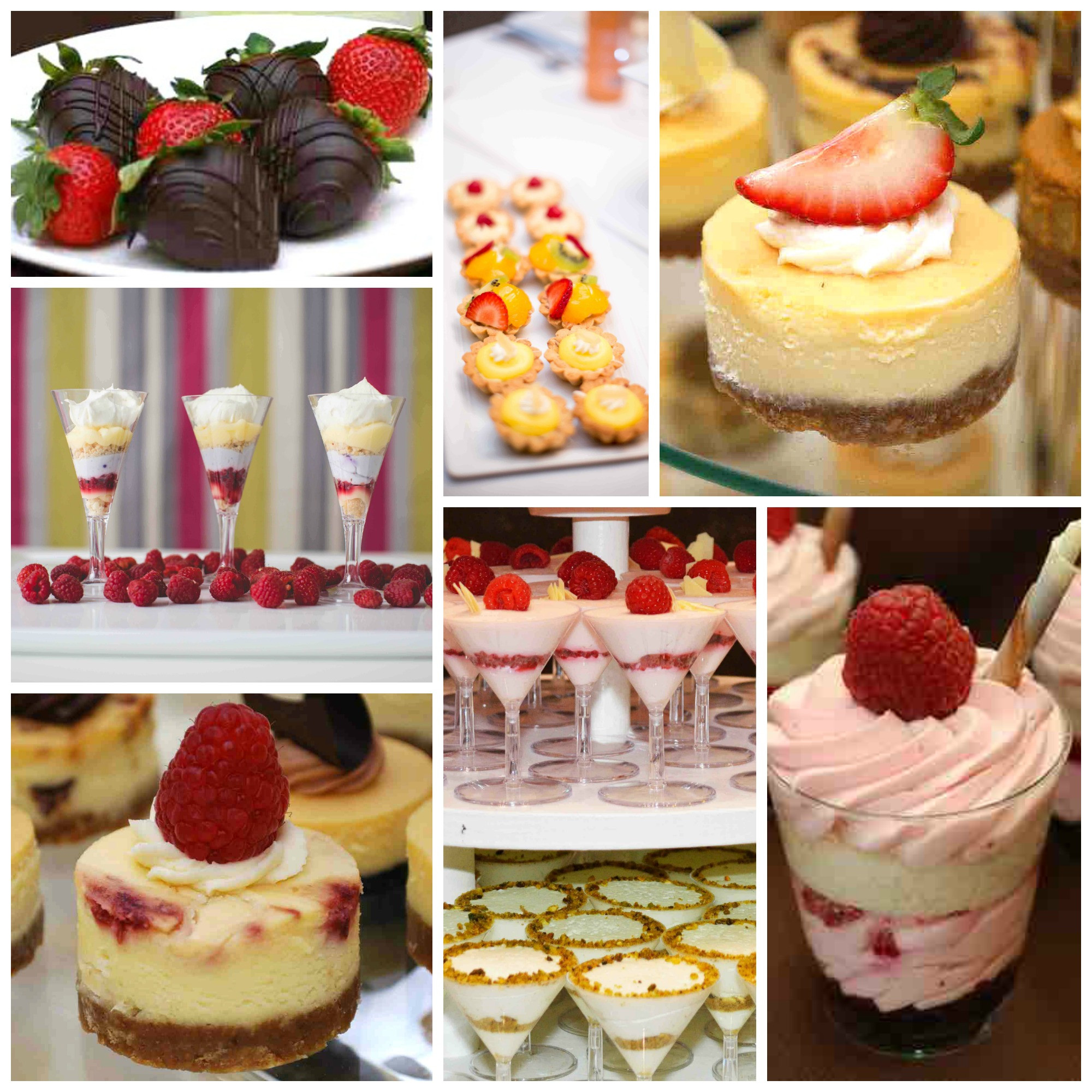 Fresh Fruit Desserts  Buttercream Cakes & Desserts
