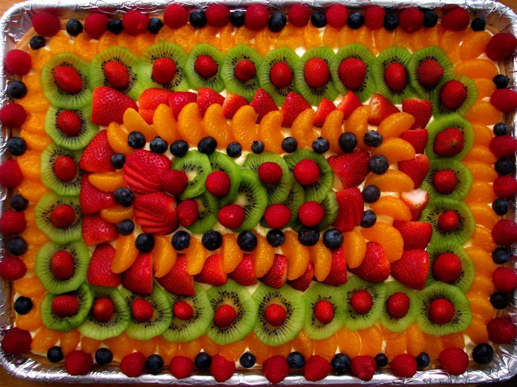 Fresh Fruit Desserts  File Fresh Fruit Dessert Wikimedia mons