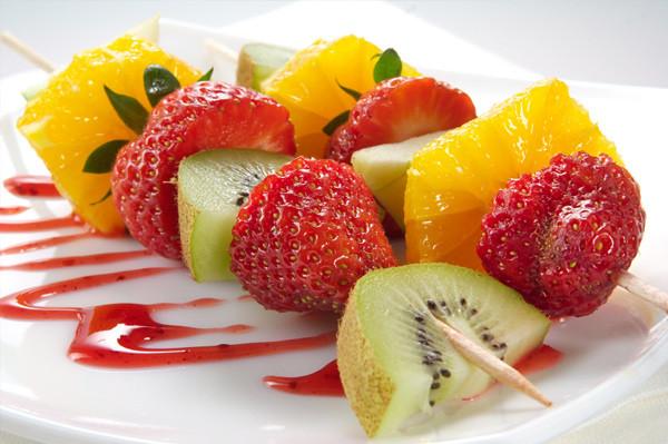 Fresh Fruit Desserts  7 Healthy summer desserts