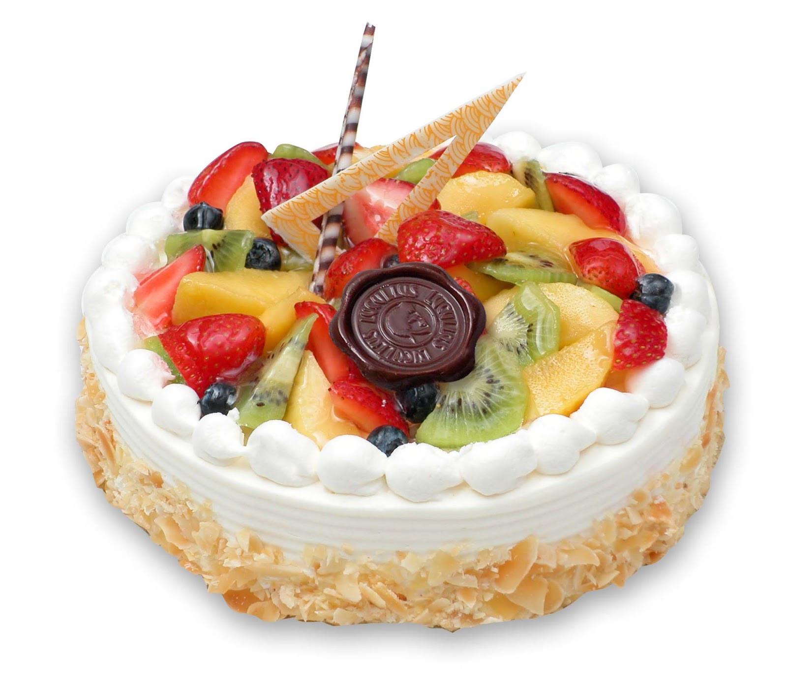 Fresh Fruits Cake Recipe  Fresh Fruit Cake Recipe Easy Dessert Recipes