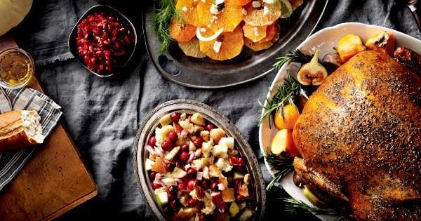 Fresh Market Thanksgiving Dinner  Blueridge Beauty Blogger The Fresh Market on Thanksgiving