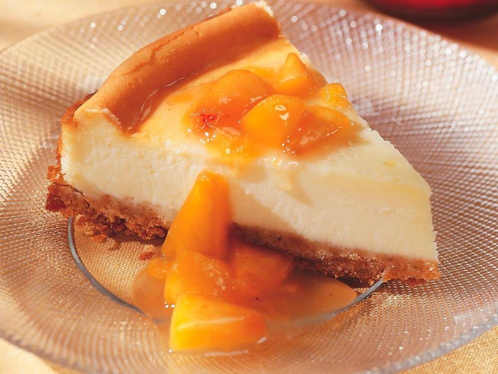Fresh Peach Dessert Recipe  Fresh Peach Dessert Sauce