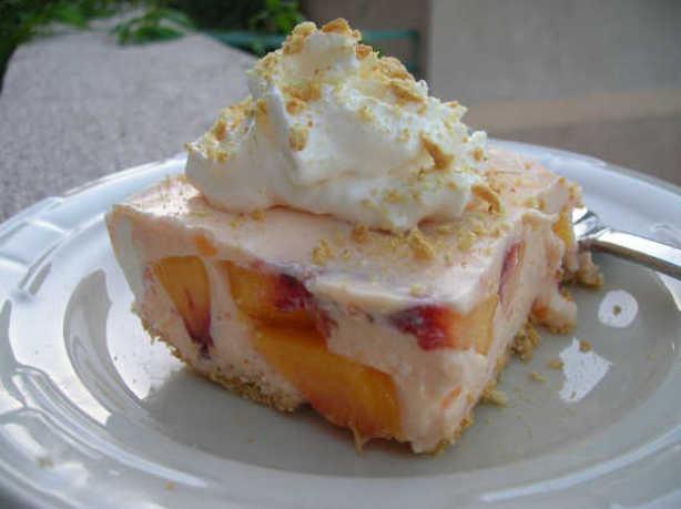 Fresh Peach Dessert  Fresh Peach Dessert Recipe Food