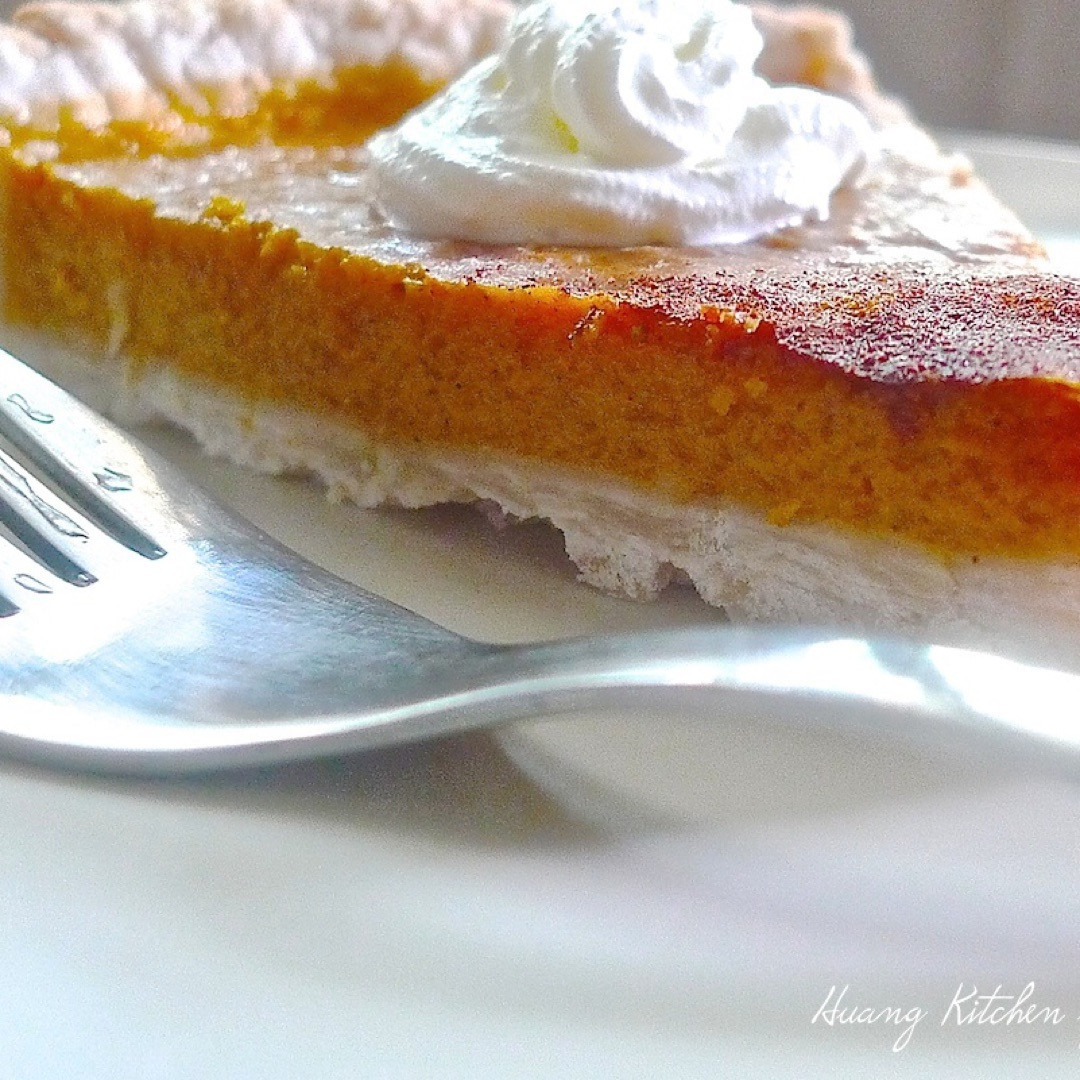 Fresh Pumpkin Pie Recipe  Homemade Fresh Pumpkin Pie Recipe