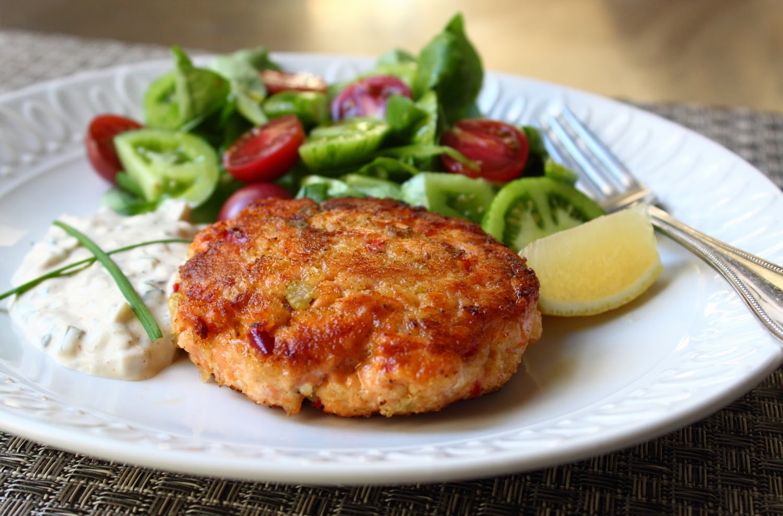 Fresh Salmon Patties  Food Wishes Video Recipes Fresh Salmon Cakes – Uncanny