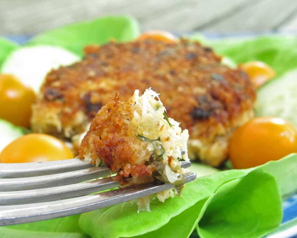 Fresh Salmon Patties  Salmon Patties Cakes or Burgers