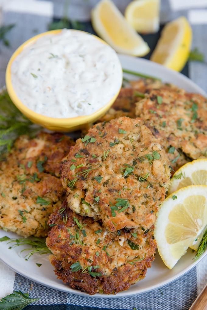 Fresh Salmon Patties  Salmon Patties aka Salmon Cakes