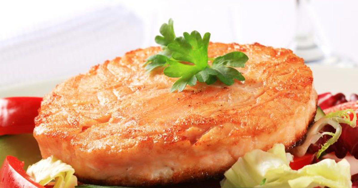 Fresh Salmon Patties  How to Prepare Fresh Salmon Patties