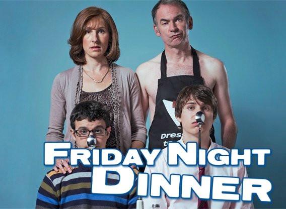 Friday Night Dinner  Friday Night Dinner Trailer TV Trailers