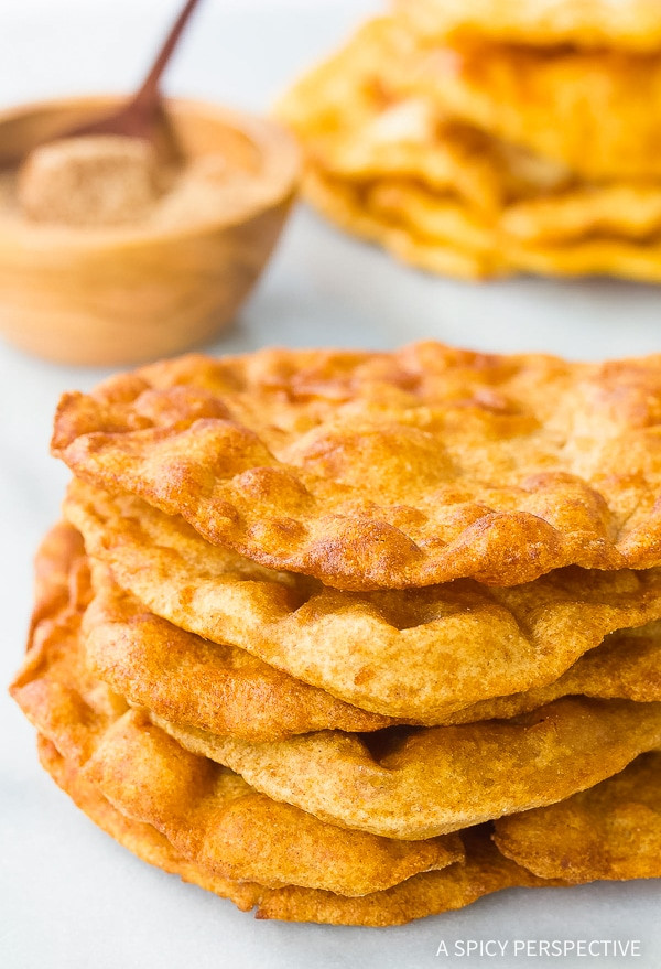 Fried Bread Recipe  fry bread