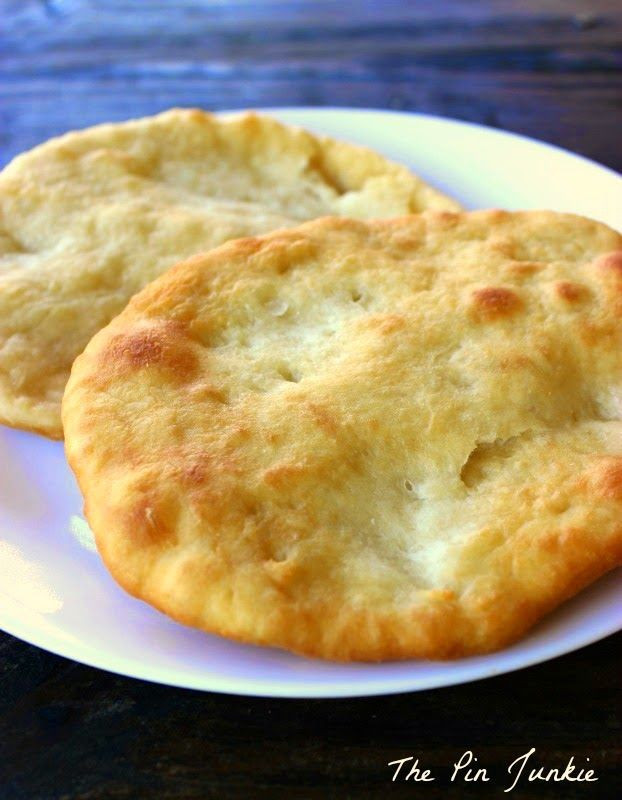 Fried Bread Recipe  fried bread recipe flour water