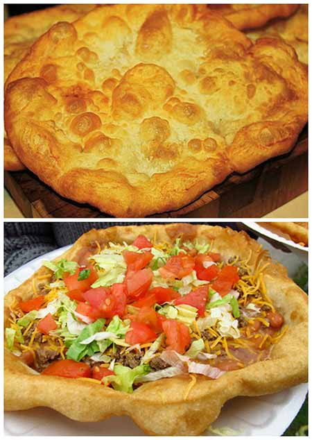 Fried Bread Recipe  navajo fry bread