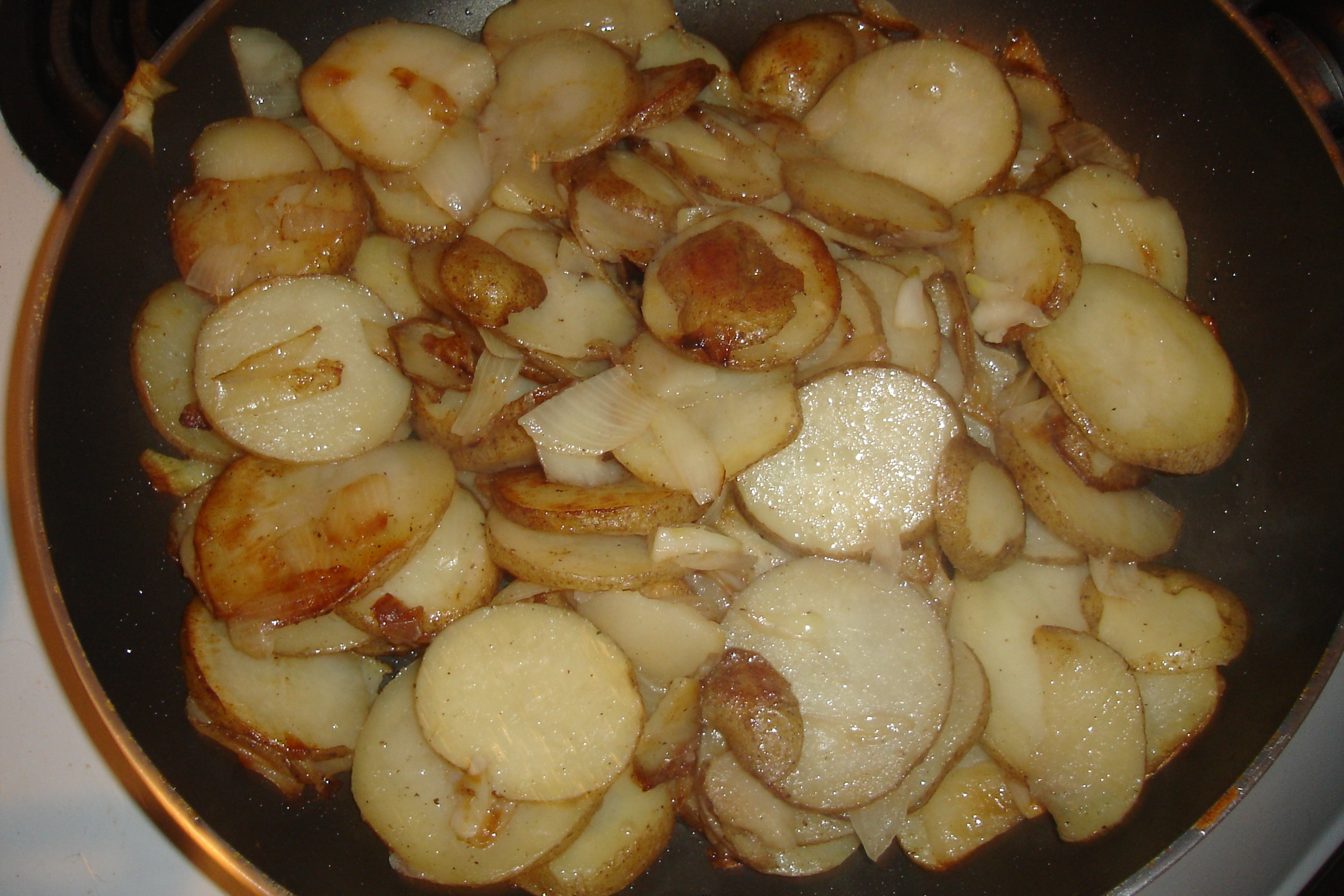 Fried Breakfast Potatoes  frying The secret to hash browns home fries