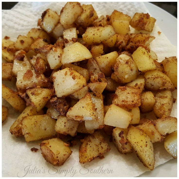 Fried Breakfast Potatoes  The 25 best Country fried potatoes ideas on Pinterest