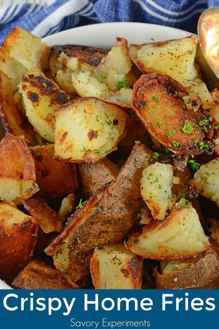 Fried Breakfast Potatoes  The 25 best Home fries ideas on Pinterest