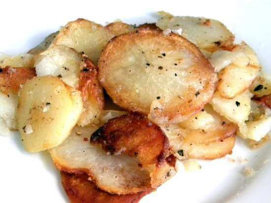 Fried Breakfast Potatoes  Fried Potatoes Crispy Easy and Perfect