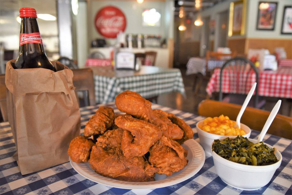 Fried Chicken Austin  World Famous Fried Chicken Restaurant Moves Into Houston