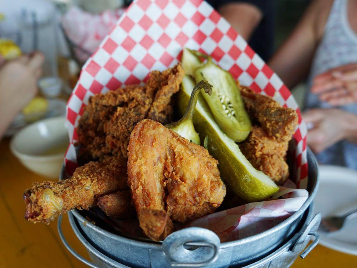 Fried Chicken Austin  8 Austin Restaurants for Catering a Tailgate Eater Austin