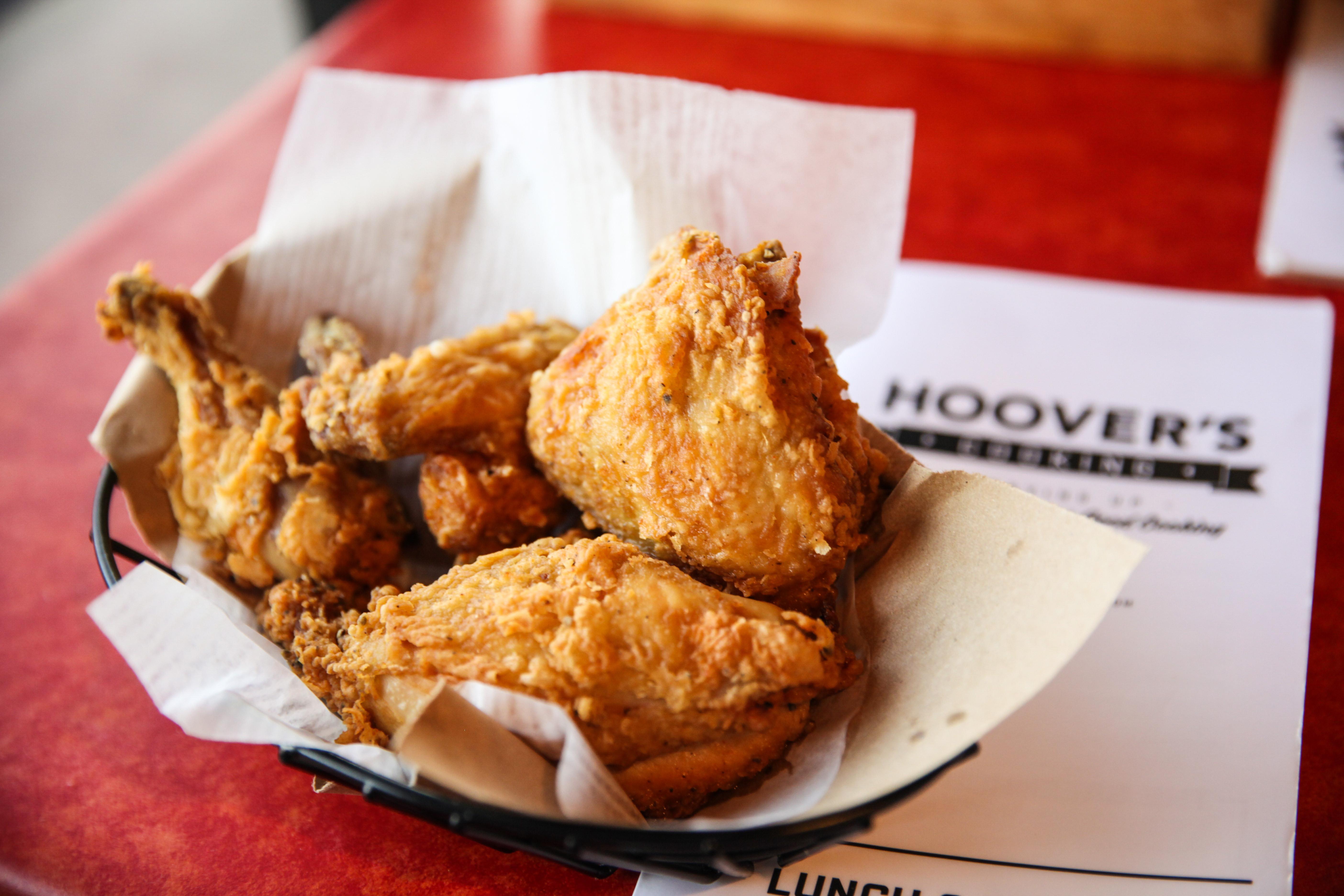 Fried Chicken Austin  Hoover s Fried Chicken