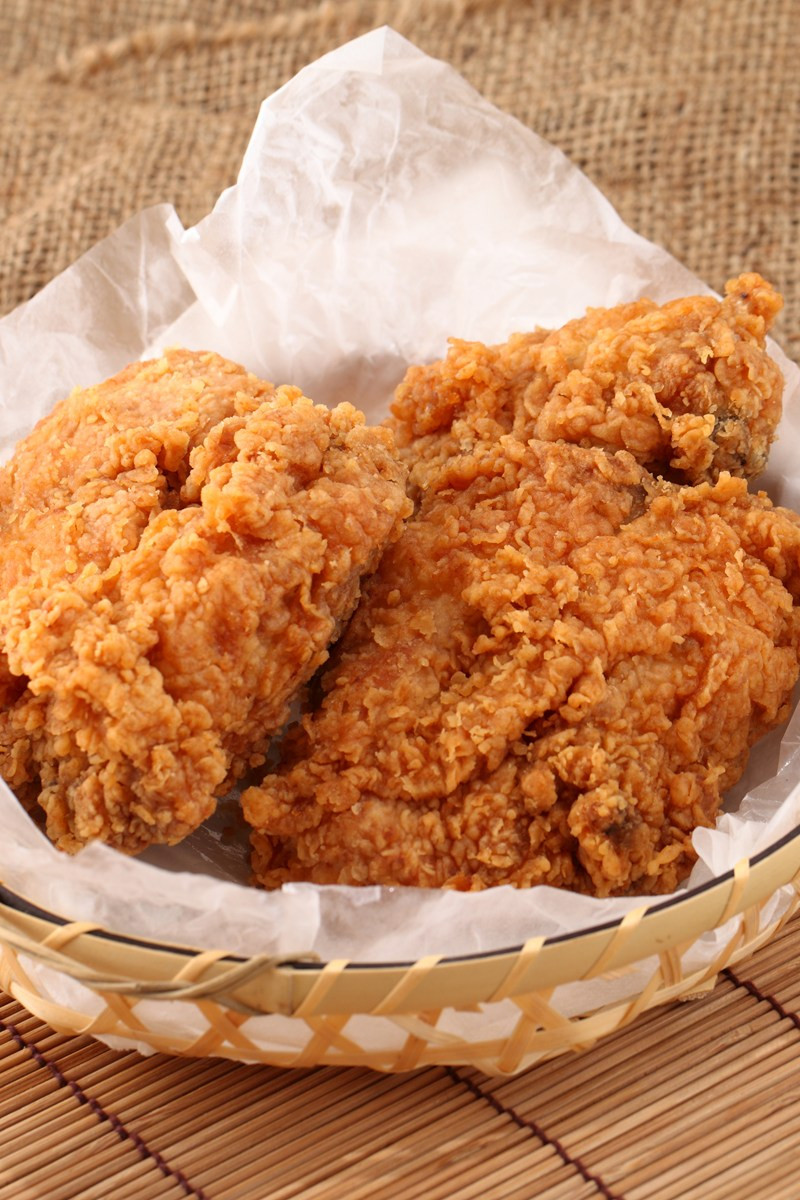 Fried Chicken Breading Recipe  Crispy Fried Chicken