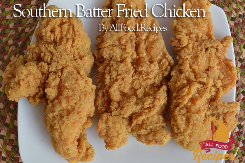 Fried Chicken Breading Recipe  Southern Batter Fried Chicken This recipe reminds me of