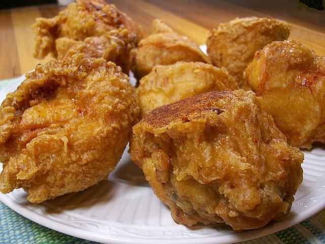 Fried Chicken Breading Recipe  chinese fried chicken batter