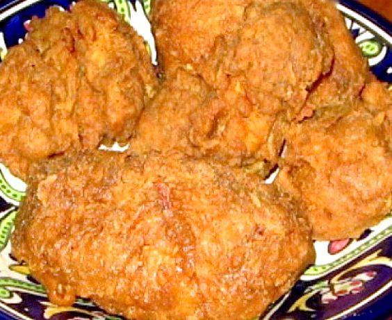 Fried Chicken Breading Recipe  Batter chicken fried steak recipe